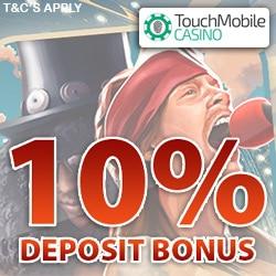 Touch Mobile Casino