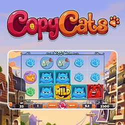 copy cats spielen