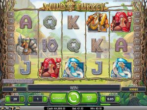Wild Turkey Slot